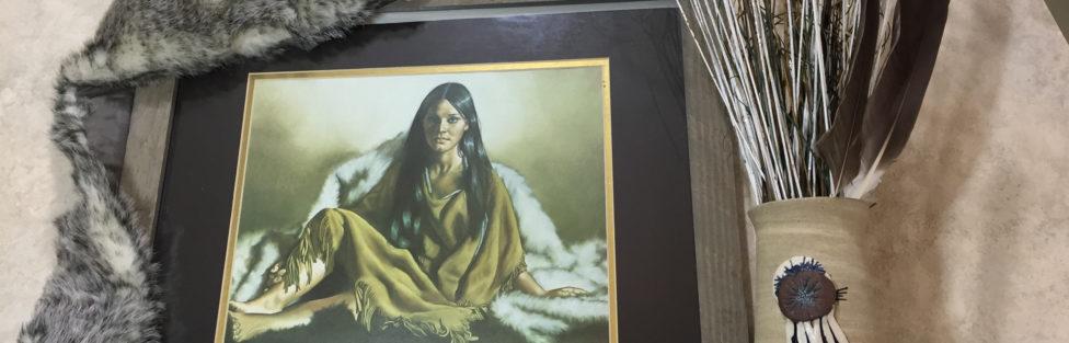 NATIVE AMERICAN INDIAN PRINCESS